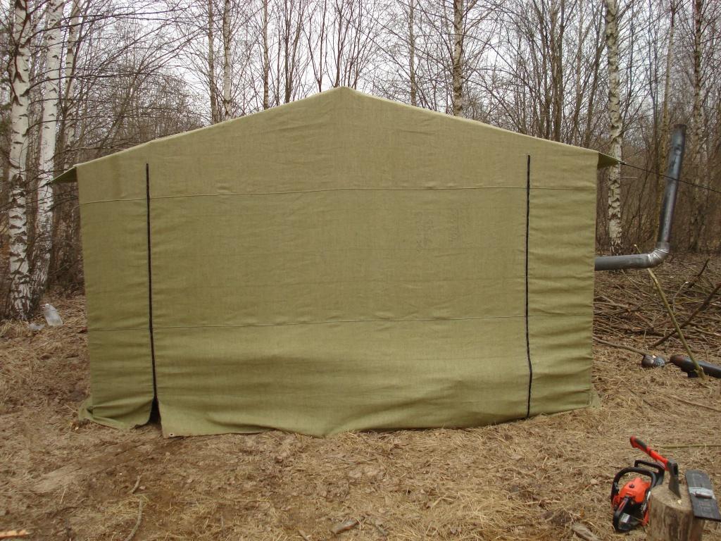 Палатка своими руками с фото 29